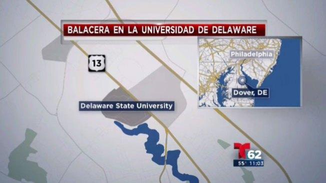 Arresto por tiroteo contra universitario