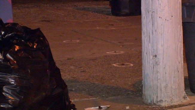 Dos heridos de bala en Kensington