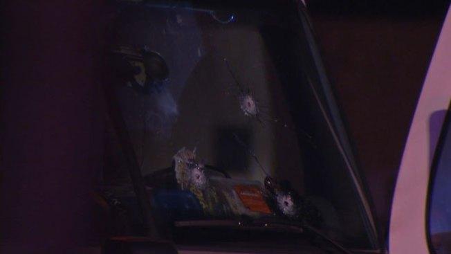 Se estrella camión tras persecución