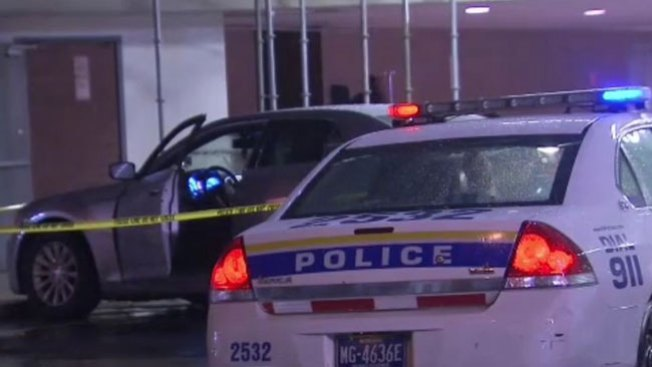 Hombre baleado manejó hasta hospital