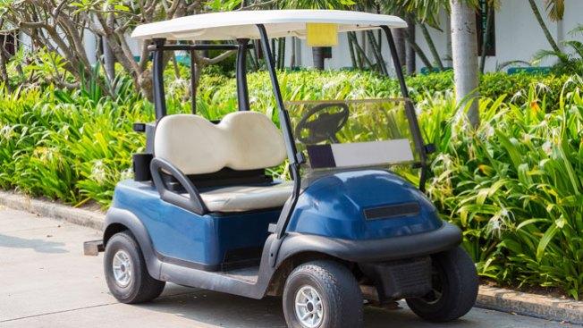 Carro de golf mata a empleado de zoo