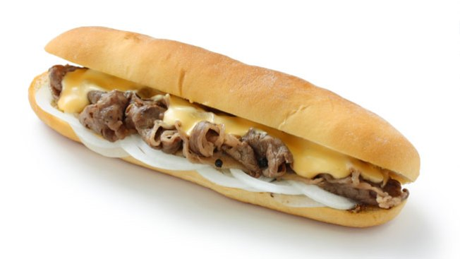 ¡Guerra de Philly Cheesesteaks!
