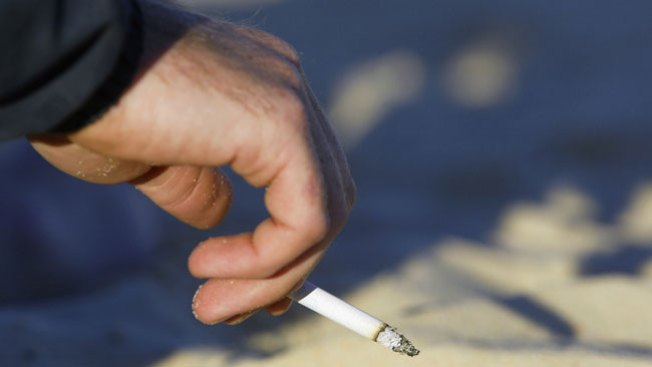 Buscan que no se fume en las playas
