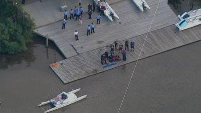 Hallan cadáver en el río Schuykill