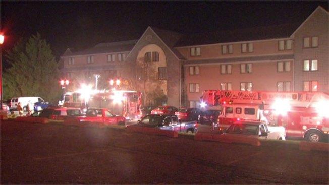 Evacúan hotel por monóxido de carbono