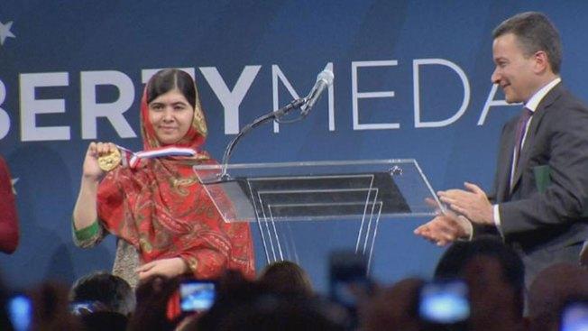 """Malala: """"Hablar es nuestro deber"""""""