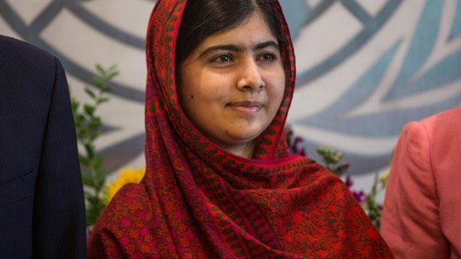 Malala será reconocida en Filadelfia