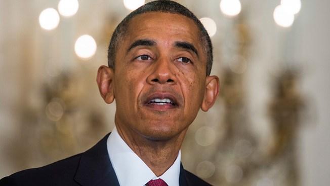 Presidente Obama llega a Delaware