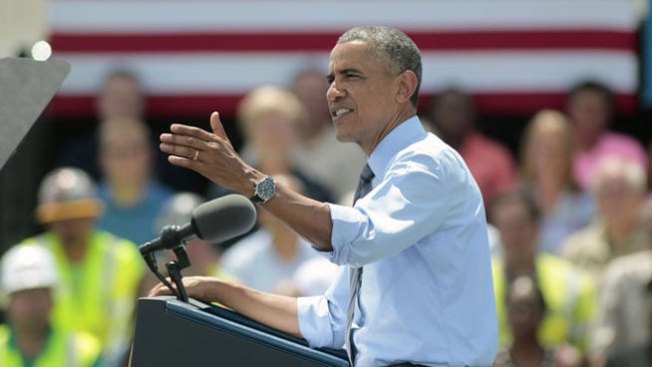 Obama ejerce presión en Delaware