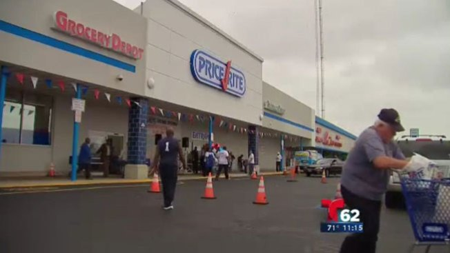 Camden al fin con nuevo supermercado