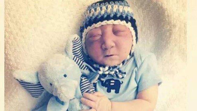 El bebé Shane fue enterrado el sábado