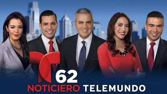 ¡Telemundo 62 estrena noticiero!