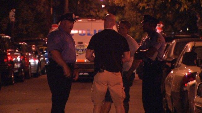 Noche violenta en Filadelfia