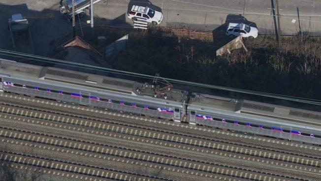 Tren SEPTA impacta y mata a hombre