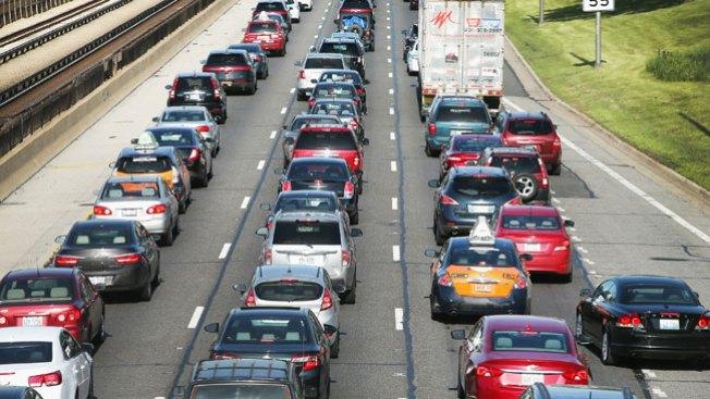 Construcción en I-95 anticipa tráfico