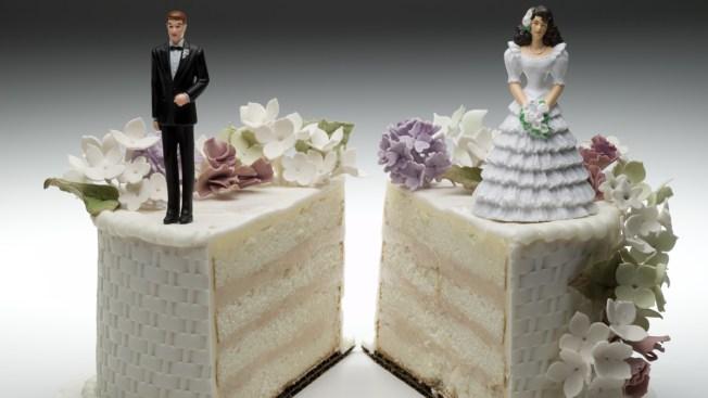 ¿Por qué no festejar un divorcio como una boda?