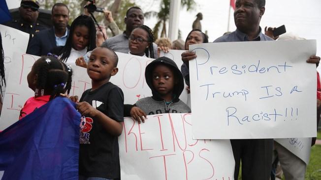 Tormenta racial rodea a Trump en su primer feriado por MLK