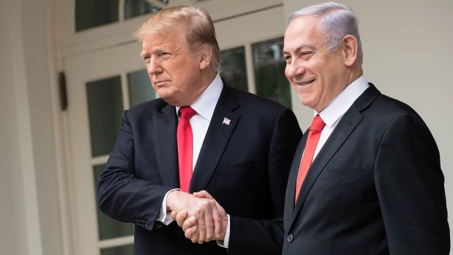 Trump reconoce soberanía de Israel sobre disputado territorio