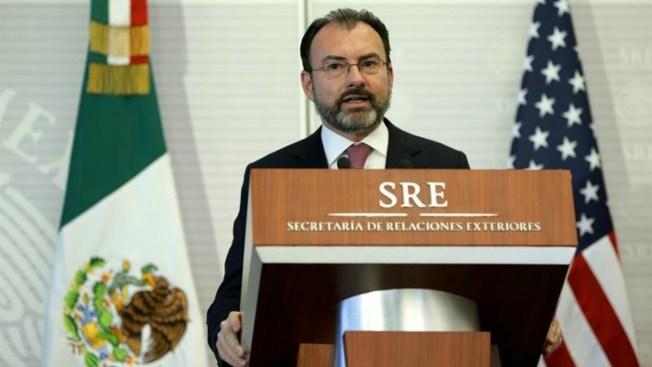 Deportar a Javier Duarte podría traer su liberación: Videgaray