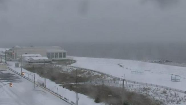 Nuevo sistema dejará más nieve y lluvia helada