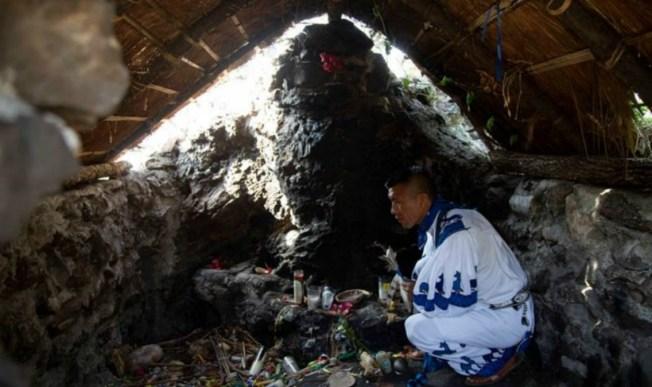 Turismo amenaza a centro sagrado indígena
