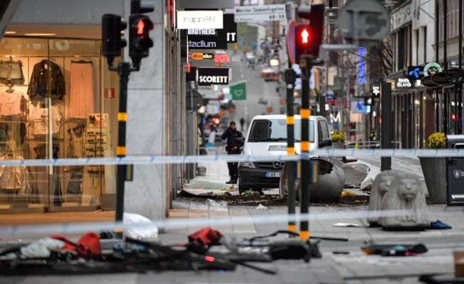 Uzbeko de 39 años, el sospechoso del atentado de Estocolmo