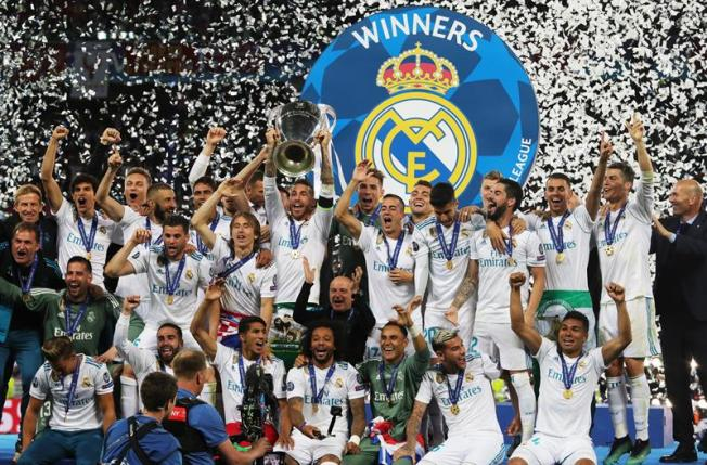 Real Madrid vence al Liverpool y conquista otra Champions
