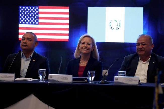 Estudian plan para combatir la migración en Centroamérica