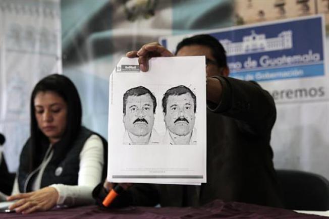 """Centroamérica en alerta por fuga de """"El Chapo"""""""