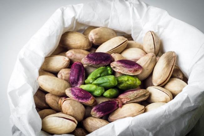 Retiran pistachos del mercado por salmonela