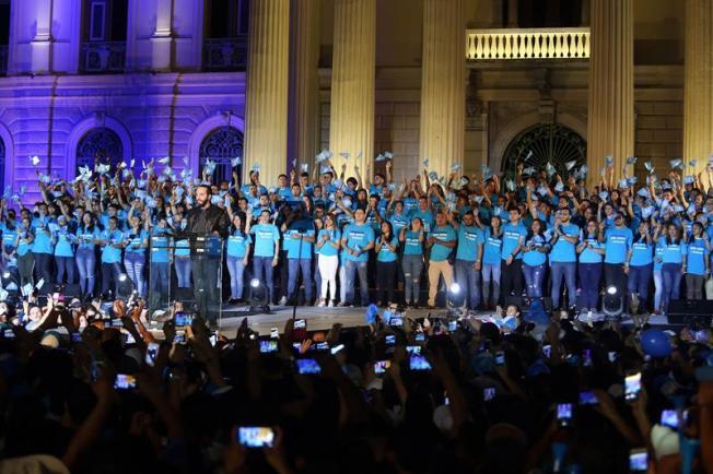 Bukele cierra su campaña electoral confiado en ganar la Presidencia de El Salvador