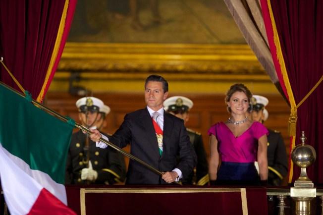 """Enrique Peña Nieto cancela cena tras """"El Grito"""""""