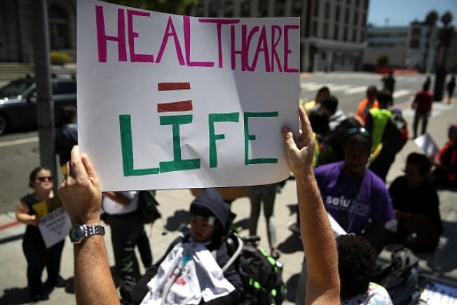 Acepta Trump posible fracaso en iniciativa republicana sobre salud