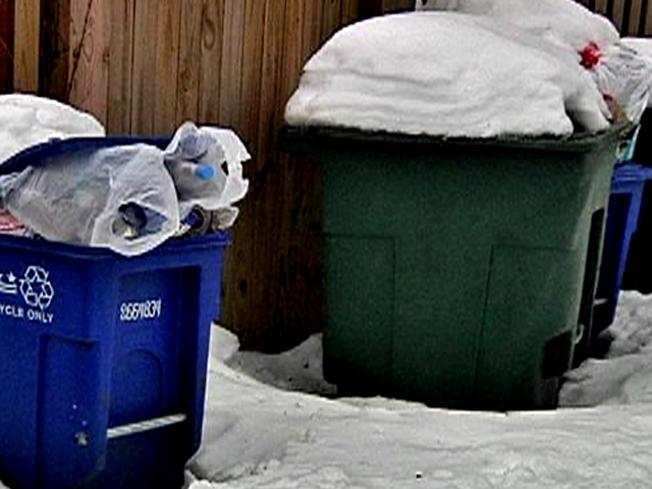 Cambios en el recogido de basura y material reciclable