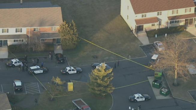 Policía detiene escena sangrienta con un disparo