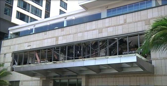[TLMD - NATL] En video: los devastadores destrozos en lujosos hoteles tras las explosiones en Sri Lanka